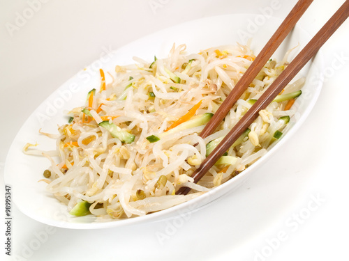 Photo  Chinese Soybean Salad