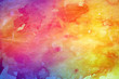 Abstract colorful watercolor background for graphic design