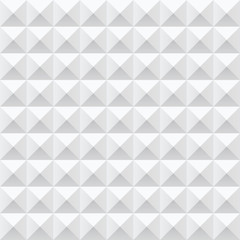 FototapetaWhite samples geometric pattern