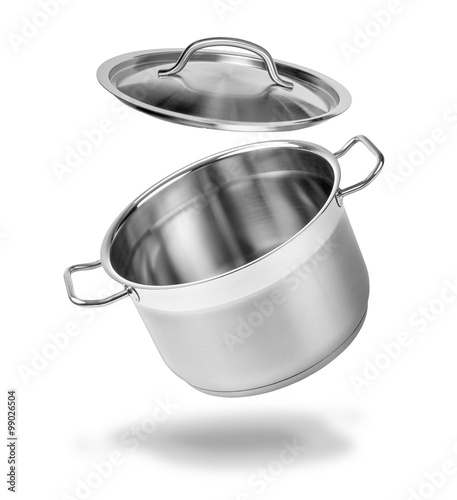 Open kitchen pot Canvas