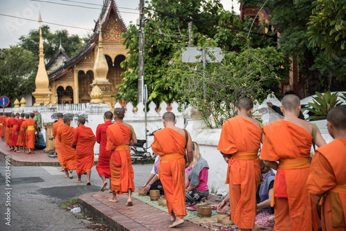 Foto  Zu Besuch in Wat Xieng Thong