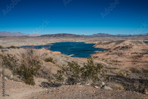 Lake Mead National Recreation Area Poster