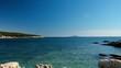 Adriatic coastline panorama