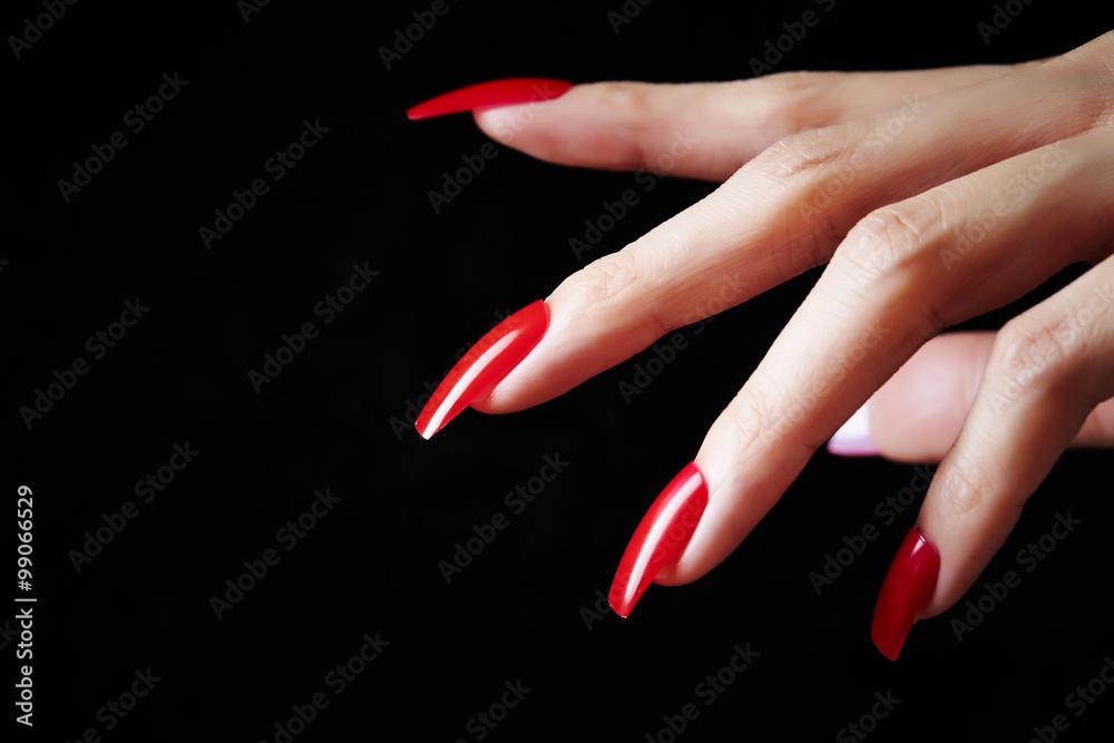 Nail art Fotografia, Obraz na Posters.sk