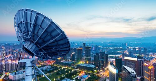 City Lights, Nanchang, China