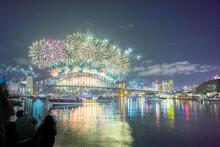 Sydney New Year Eve Fireworks ...