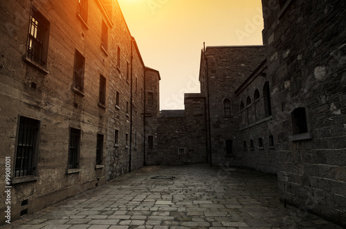 Kilmainham Gaol, Dublin Prison, Ireland Poster