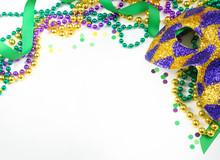 Mardi Gras Image Of Harlequin ...