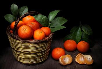 Obraz na SzkleClementine