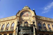 Municipal House, Art Nouveau B...