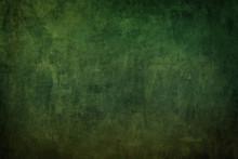 Green Grunge Texture Or Background