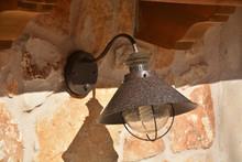 Lámpara De Forja