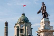 Monument De Samuel De Champlai...