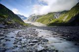 Fototapeta Kamienie - Franz Josef glacier
