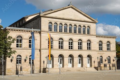 Foto auf Leinwand Oper / Theater Landestheater Coburg, Deutschland