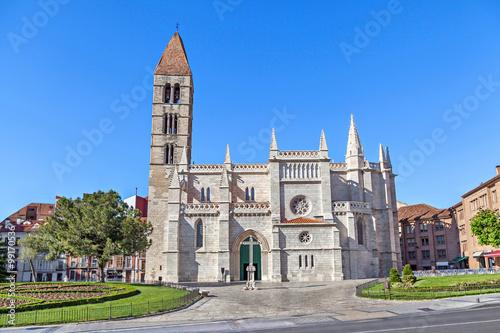 Church of Santa Maria La Antigua in Valladolid