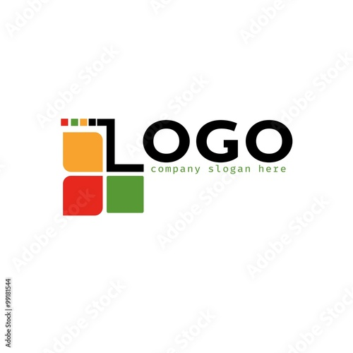 Vector Of Icon Business Icon For The Company This Concept Logo