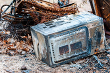 Microwave After Fire