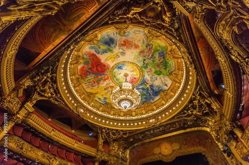 Papiers peints Opera, Theatre Opéra Garnier - Paris