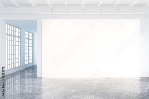 Stock photo of modern interior of room d render k search