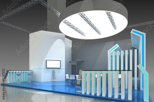 Expo Stands Kioska : Exhibition stand kiosk interior exterior buy this stock