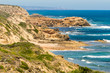 Coastal area around Fort Nepean, Mornington Peninsula, Victoria