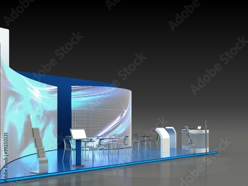 Exhibition Stand Interiors : Exhibition stand interior exterior sample buy this stock
