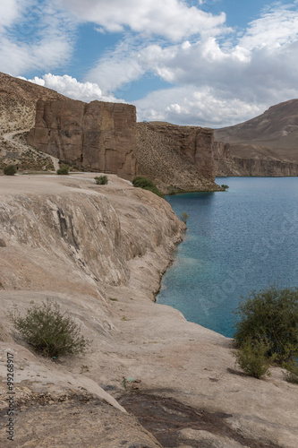 Photo Band-e-Amir-Seen Afghanistan