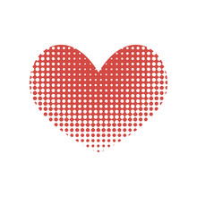 Heart From Dots
