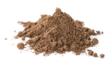 Allspice Powder (isolated On W...