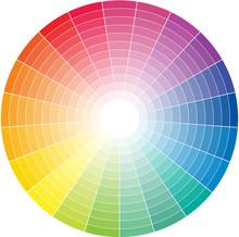 Colored Circle