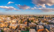 Nicosia City View. Old Town. C...