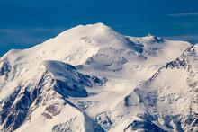 Denali Mountain Mckinley From ...