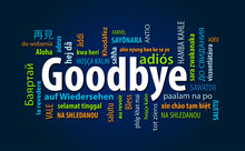 Goodbye In Different Languages