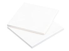 Two Tiles On White