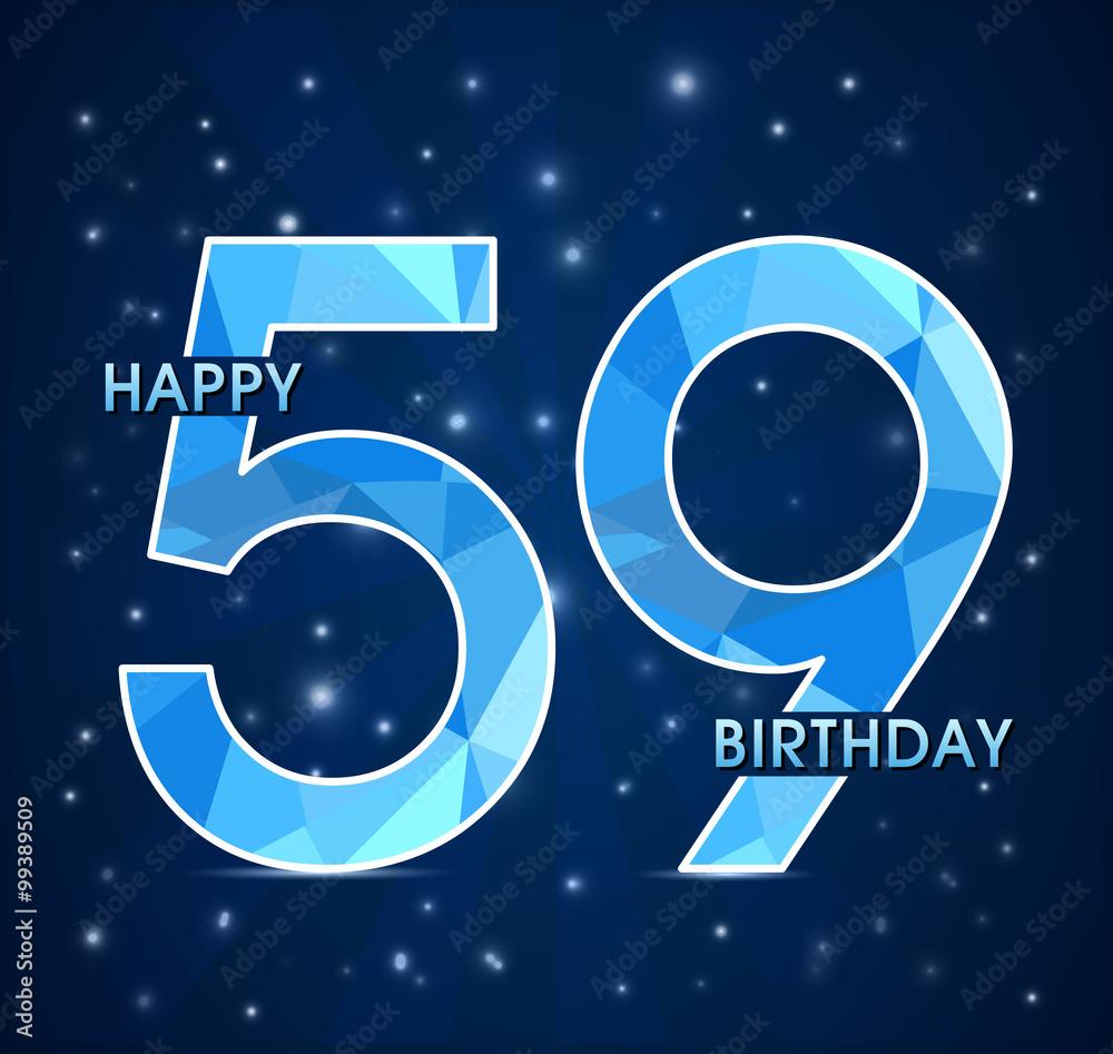 Открытки с днем рождения 59 лет мужчине