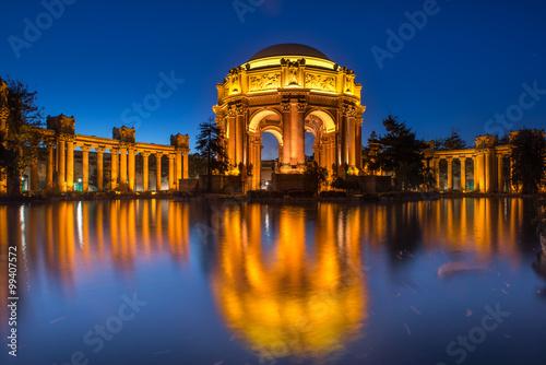 Fotografie, Obraz  Palace of Fine Art