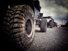 Off Road/fuoristrada/ruote/gomme/jeep
