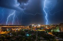 Nightlife Capital Of Bashkortostan Ufa.
