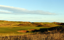 "8th Hole, ""Ridge"".  Royal Aber..."