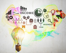 Bright Idea For Success