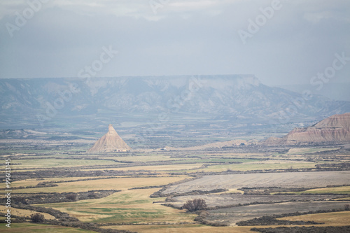 фотография Cabezo de Casteldetierra from far