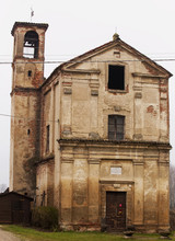 Old Small Church