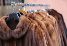 Fur Coat Very Sofly In Vintage...