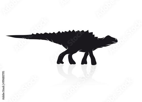Photo  Edmontosaurus Dinosaurier
