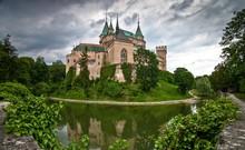 Castle Under Clouds