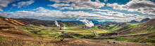 Panorama Of Geothermal Power S...