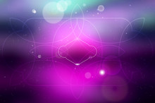 Purple Light Background