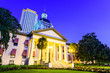 canvas print picture - Tallahassee, Florida State House