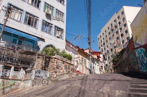 Historical Site of Rio de Janeiro City - Rock of Salt Wallpaper Mural